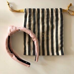Trendy Lele Sadoughi Headband - Pink - One Size